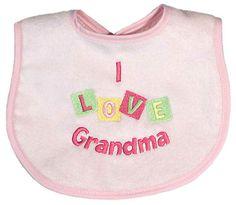 We all love Grandma! www.RaindropsBaby.com.