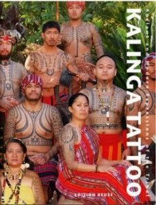 """""""#Kalinga #Tattoo: Ancient & Modern Expressions of the #Tribal"""" by Lars Krutak - KALINGA TATTOO: ANCIENT AND MODERN EXPRESSIONS OF THE TRIBAL is a photographic masterpiece that explores the vanishing art of Kalinga tribal tattooing in the remote mountains of the northern #Philippines. More info: http://www.cseashawaii.com/wordpress/2012/11/tattoos-of-southeast-asia/"""