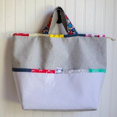 14 Free Tote Bag Patterns You Can Sew in a Day! (plus tips to make it happen) — SewCanShe | Free Daily Sewing Tutorials