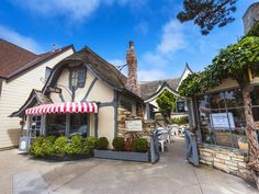 Beyond its sun kissed beaches and dramatic naturescapes, Carmel, California is home to charming bistros, boutiques and bars. Here are a few you can't miss.