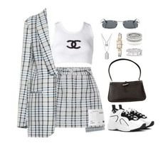 Clothes Ideas Archives - Best DIY and Crafts Ideas Kpop Fashion Outfits, Ulzzang Fashion, Stage Outfits, Korean Fashion, Girl Outfits, Rock Outfits, Spring Outfits, Winter Outfits, Fashion Dresses