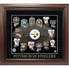 Uniforms -   Pittsburgh Steelers Bedroom Decor