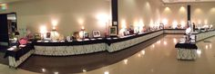 Image result for silent auction lighting