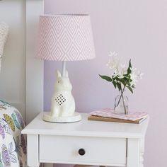 Bunny Lamp Base U0026 Shade   Living Textiles ...