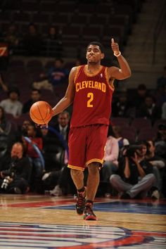 NBA Rookie of the Year - PG Kyrie Irving
