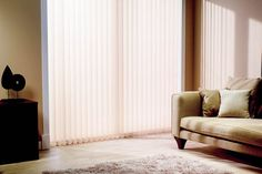 If you're in the market for window treatment for your sliding door or large window, Vertical Blinds are a user-friendly option! Maintain your privacy and your control of the amount of natural light that you allow into your home with a set of Vertical Blinds from Classic Improvement Products! Just visit www.chiproducts.com or call (866) 567-0400 today! Whatever you need in window treatment, chances are we offer it. We service cities like El Modena in Orange County and Los Angeles County.