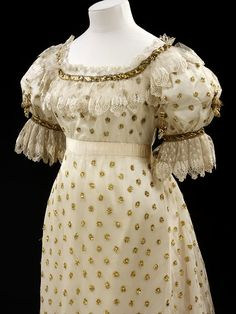 Ball gown, 1820, V