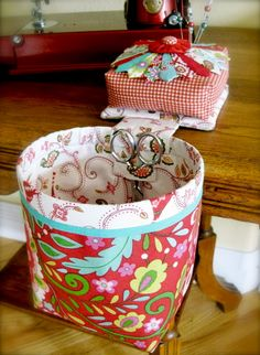 Sewing organizer -