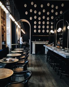 A Guide to the Most Instagram-Worthy Places in London #restaurantdesign