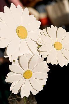paper flowers via paper source