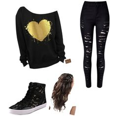Random outfit by evelynn75 on Polyvore featuring Rebecca Minkoff
