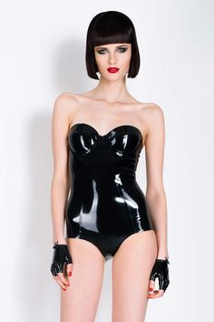 Latex Bh Body - Honey Latex Haute Couture & Lingerie from Berlin | Honey