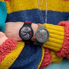 Swatch for Men Grunge Fashion, Retro Fashion, Bape, Vintage Swatch Watch, Watch Model, Vintage Models, Hippie Man, Automatic Watch, Vintage Watches