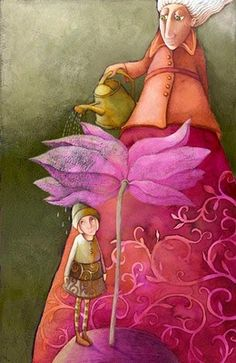 littleg:    a prophecy for a fantasy: Gosia Mosz