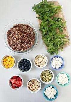 Choose-Your-Own-Adventure Quinoa Salad