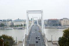 Pixi mit Milch | Budapest: Spaziergang am Gellértberg - Elisabethbrücke | http://www.mitmilch.at/pixi