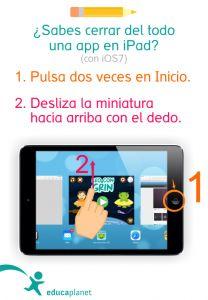Cómo cerrar una aplicación en iPad #cerrrar #ipad