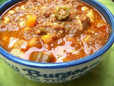 Kentucky Burgoo - A Kentucky Derby Party Classic