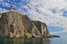 Start the Day with Savor USA! Split Rock Lighthouse, Two Harbors, MN.  Did you know that Minnesota is home to the most Norwegians outside of Norway?  01/12/14
