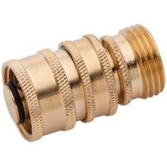 30451 Midland 34 GH FEM END QUICK DISCONNECT Brass Fittings