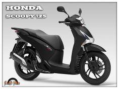 #Scoopy125 estándar sin cofre (Blanco o Negro), 3.299€ Matriculada. Scoopy 125 estándar sin cofre (Sport Mate Blanco o Negro), 3.349€ Matriculada. Scoopy 125 ABS SPORT MATE sin cofre, 3.749€ Matriculada.  Scoopy 125 ABS con cofre (Blanco, Negro, Gris y Rojo), 3.789€ Matriculada. #HondaMotos #Scooter