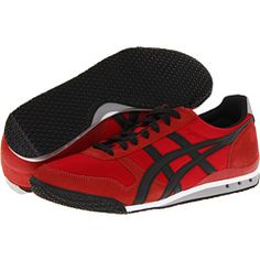 I need some new Onitsuka Tigers... in red.