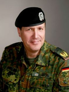 In historic first, German army general appointed USAREUR chief of staff - Stripes