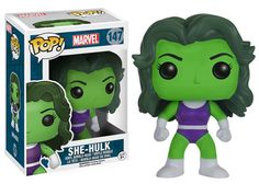 Funko x Marvel Collector Corps releasing She-Hulk pop vinyl figure
