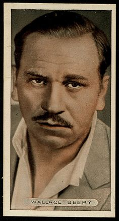 wallace beery wrestling