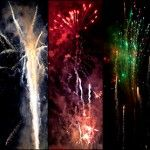 Photographing fireworks...for next year!