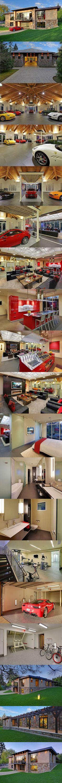 El garaje es muy grande. El garaje tiene un siete carros. http://www.jetradar.fr/flights/Brazil-BR/?marker=126022.viedereve