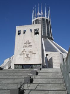 Metropolitan Cathedral of Christ the King, Liverpool (1959-67) | Sir Frederick Gibberd