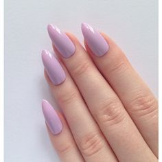Lilac stiletto nails, Nail designs, Nail art, Nails, Stiletto nails,... ($18) ❤ liked on Polyvore featuring beauty products, nail care, nail treatments and nails