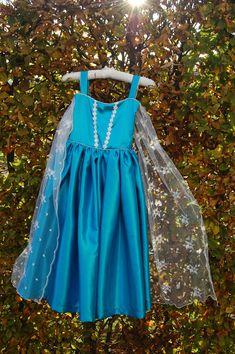 la reine des neiges tuto de la robe delsa