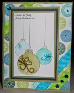 Joyful Expressions: Christmas in July Christmas In July, Christmas Cards, Arts And Crafts, Things To Come, Joyful, Create, Stamping, Card Ideas, Blog