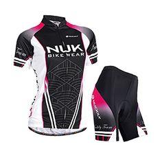 4ce9384a6 Nuckily Women s Cycling Jersey Outdoor Shorts Qucik Dry -  http   cyclingclothingforwomen.shopping