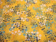 Sunshine is part of Moda fabric's Sphere line.