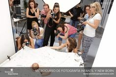 MICROCURSO DE FOTOGRAFIA INFANTIL Y NEWBORN en WORKSHOP EXPERIENCE