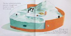 Up and Down - Oliver Jeffers 'Up and Down' jest kontunuacją historii 'Lost and Found', której bohaterami są dwie urocze postacie: chłopiec i pingwin. W poprzedniej części byliśmy świadkami rozwijającej się między nimi...