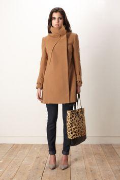 Gabriel Coating Funnel Coat - Coats & Jackets - Great Plains $100 (w/ int'l. shipping)