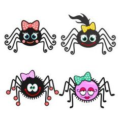 Halloween Spider Bow Cuttable Design Cut File. Vector, Clipart, Digital Scrapbooking Download, Available in JPEG, PDF, EPS, DXF and SVG. Works with Cricut, Design Space, Sure Cuts A Lot, Make the Cut!, Inkscape, CorelDraw, Adobe Illustrator, Silhouette Cameo, Brother ScanNCut and other compatible software.