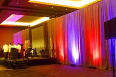 Other drapes we like - Creative Draping offers bespoke drape hire services incorporating: marquee lining, venue decoration, and event décor. http://creativedraping.com/