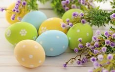 Happy Easter 2014 Wallpapers - 1920x1200 - 306476