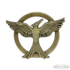 The Hunger Games 3 Pin Mockingjay