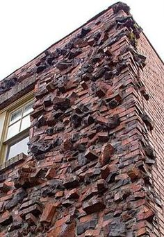 Clinker Brick Facade