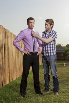 HGTV's Property Brothers Bring the Fun to Home Reno : On TV : Home & Garden Television