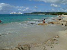 Sand Castle Beach, St. Croix, U.S. Virgin Islands. http://www.beachmaniac.com/caribbean/island-hopping-in-the-caribbean/
