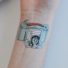 Tattly: Designy Temporary Tattoos