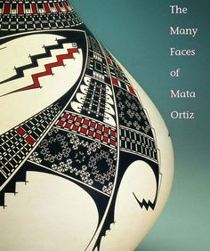 Indian Pottery Casas Grandes The Many Faces of Mata Ortiz New Book (HS) Native American Pottery, Native American Art, Native Art, South By Southwest, Many Faces, History Books, Lovers Art, Ceramic Art, New Books