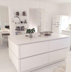 weiße Küche - Keramikarbeitsplatte Lechner blogger interiorblogger